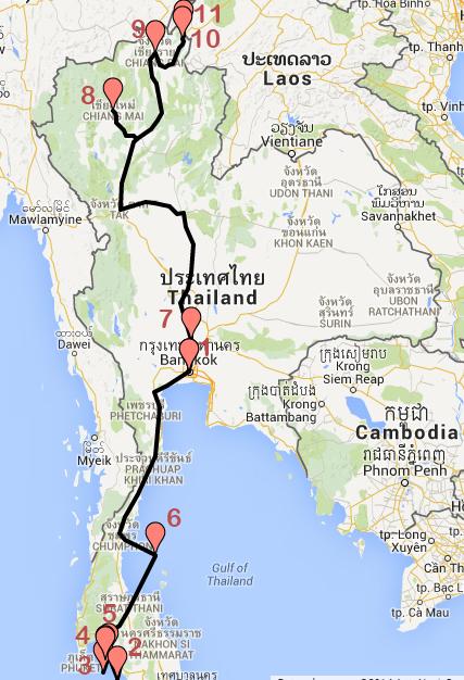 Ruta_Tailandia