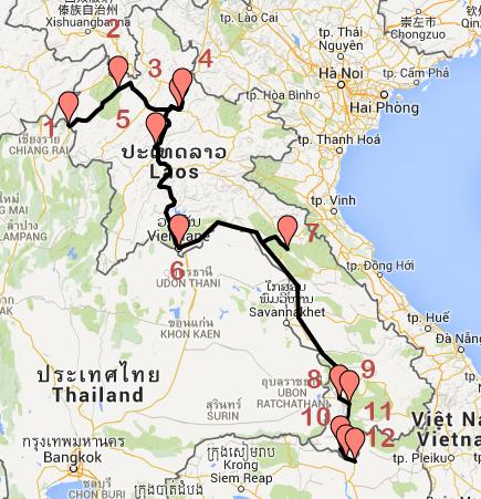 Ruta_Laos