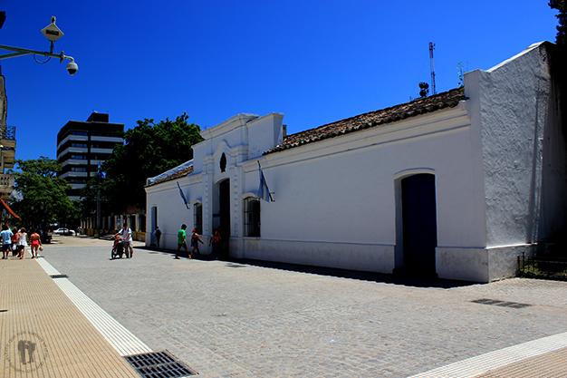 Casa histórica de la independencia Argentina. San Miguel de Tucumán