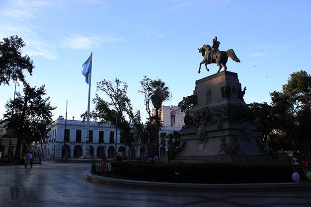 Plaza de Armas de Córdoba