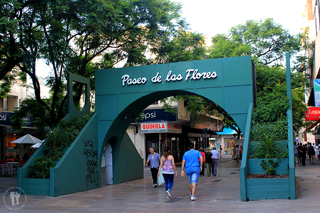 Paseo de las Flores