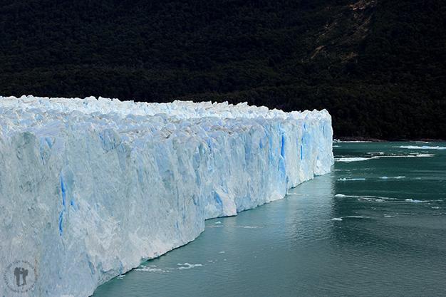 Perfil del Glaciar