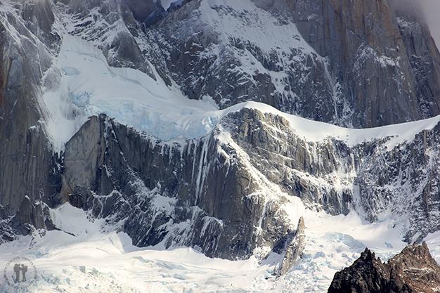 Etapa 1: Detalles del glaciar