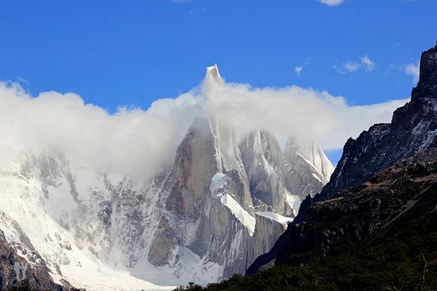 Etapa 2: Aparece el imponente Cerro Torre