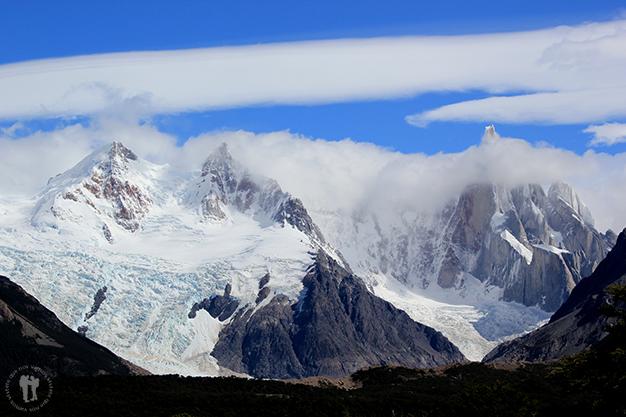 Etapa 2: Vista panorámica del Cerro Torre y compañia