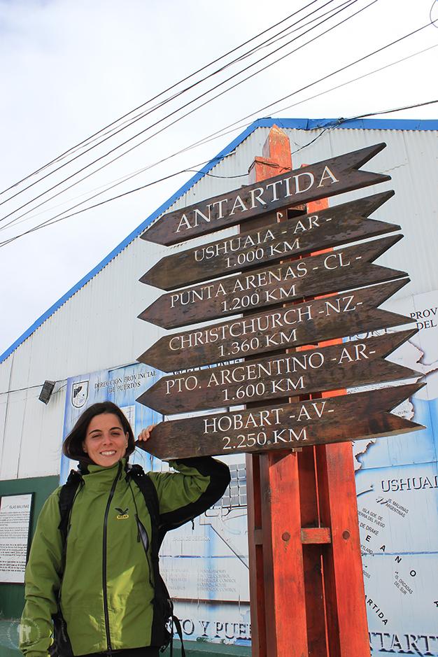 A pocos kilómetros del Antártida y otro sueño que deberá esperar a ser cumplido