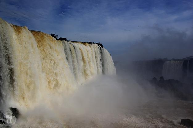 Cataratas de Iguazú I