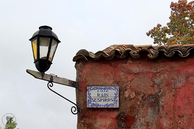 Calle de Los Suspiros