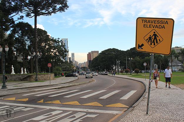 Calle de Curitiba