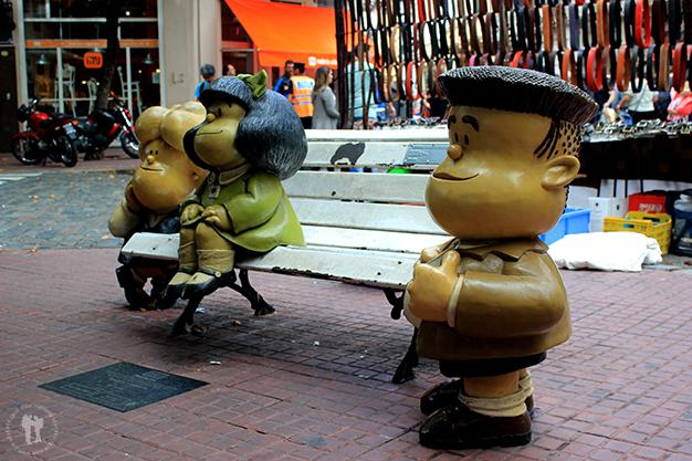 Mafalda y sus compañeros, tan importantes sus tiras para entender un poco más Argentina