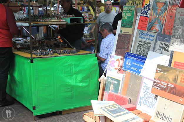 Un domingo en el mercado de San Telmo