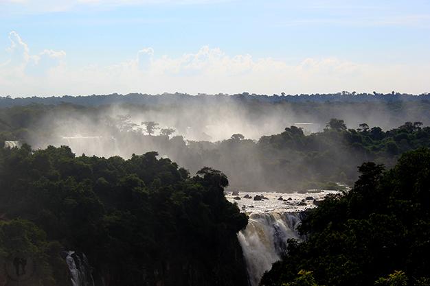 Cataratas de Iguazú VIII