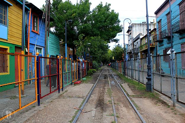 Paseando por el barrio La Boca y Caminito