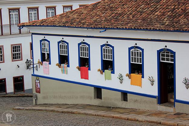 Las vecinas de Ouro Preto