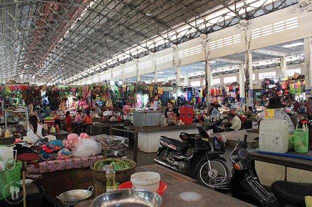 Mercado de Kratie