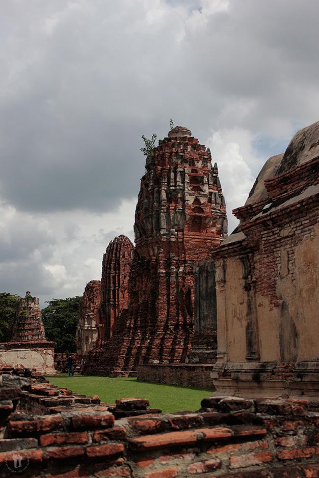 Ruinas de Wat Phra Mahathat