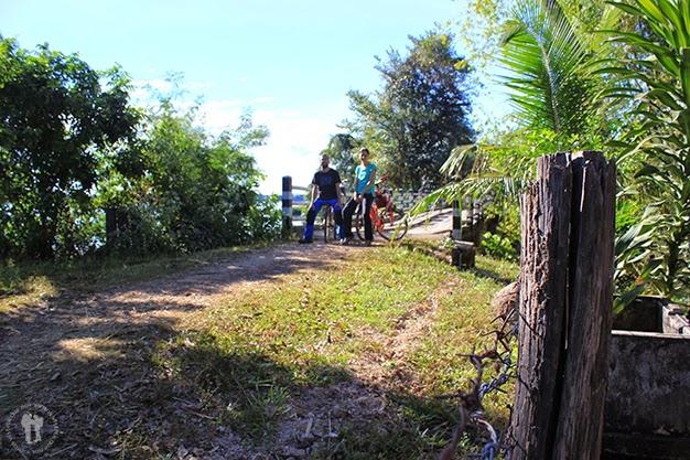 En bicicleta por la isla de Don Khong