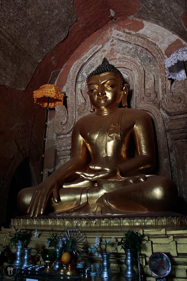 Interior de los templos