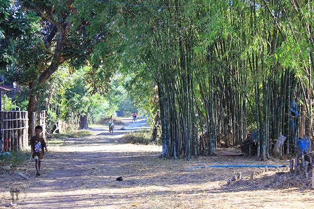Calles de Don Khong