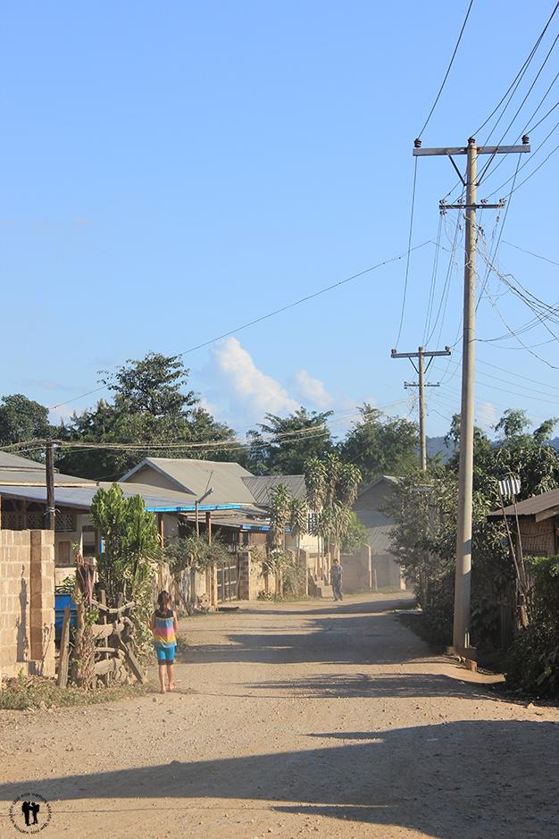 Aldea cercana a Hsipaw