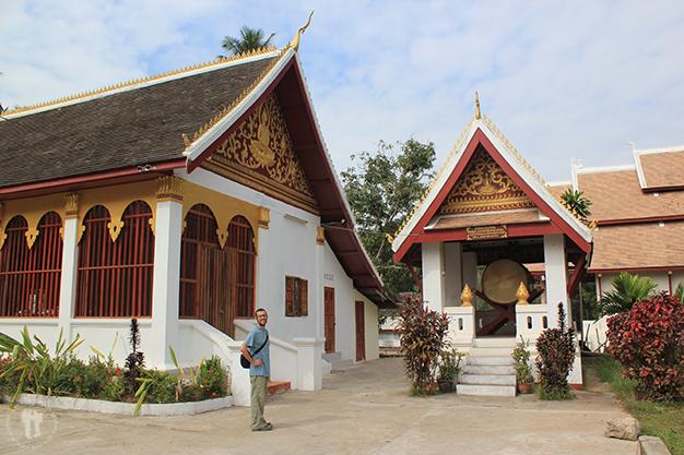 En uno de los templos