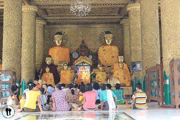 Complejo de Shwedagon Paya