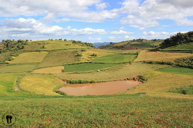 Abastecimiento de agua para las aldeas cercanas