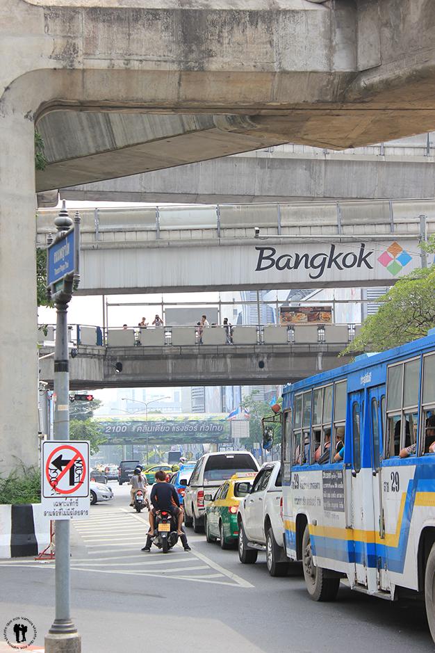 Bangkok cerca del MBK