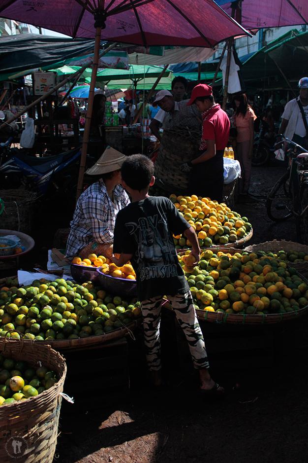 Mercado de Bago