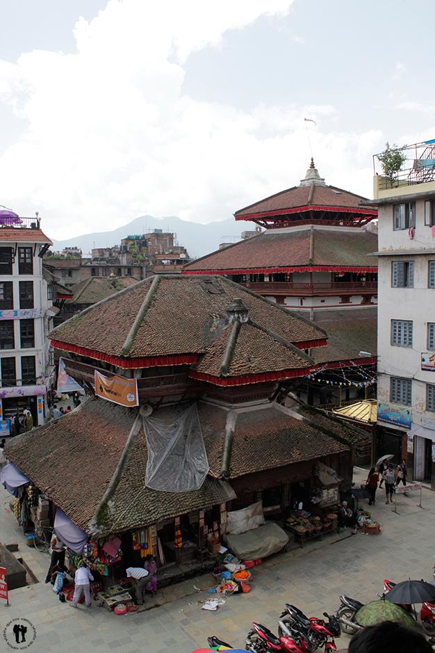 Plaza Durbar de Kathmandú