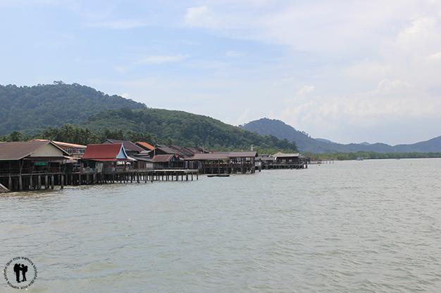 Old Town visto desde el espigón del puerto