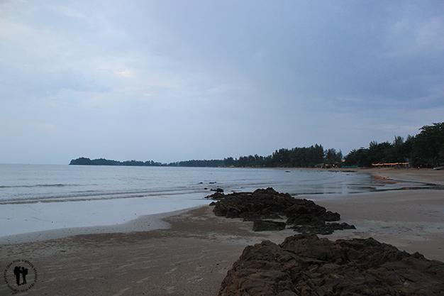 Klong Dao Beach, cerca de Ban Saladan