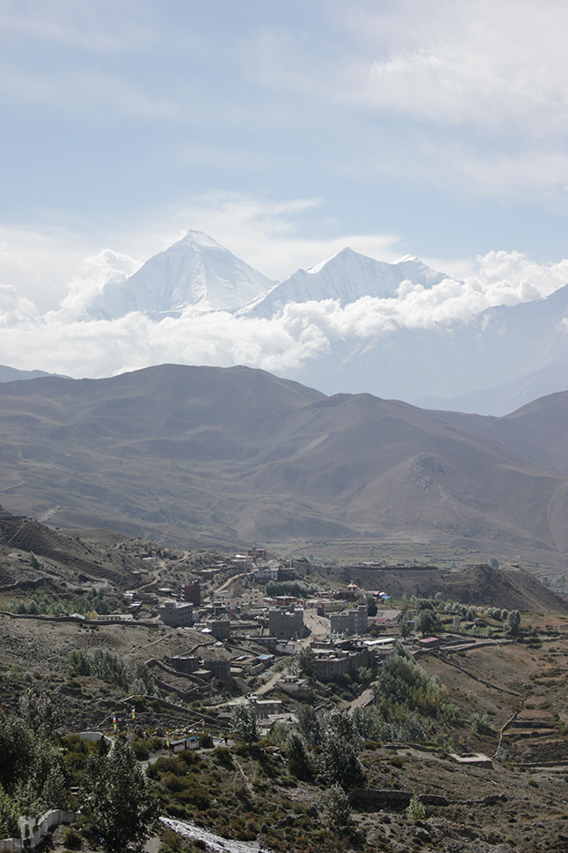 Etapa 9 - Vistas a Muktinath