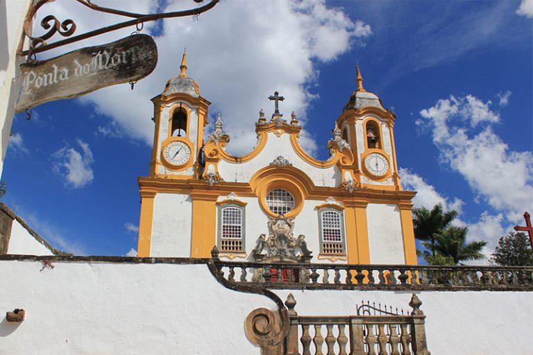 Iglesia de Tiradentes
