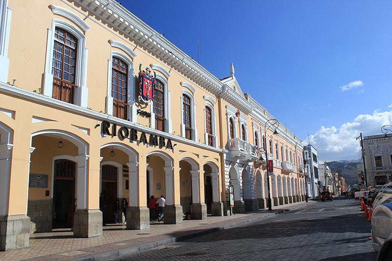 Municipalidad de Riobamba