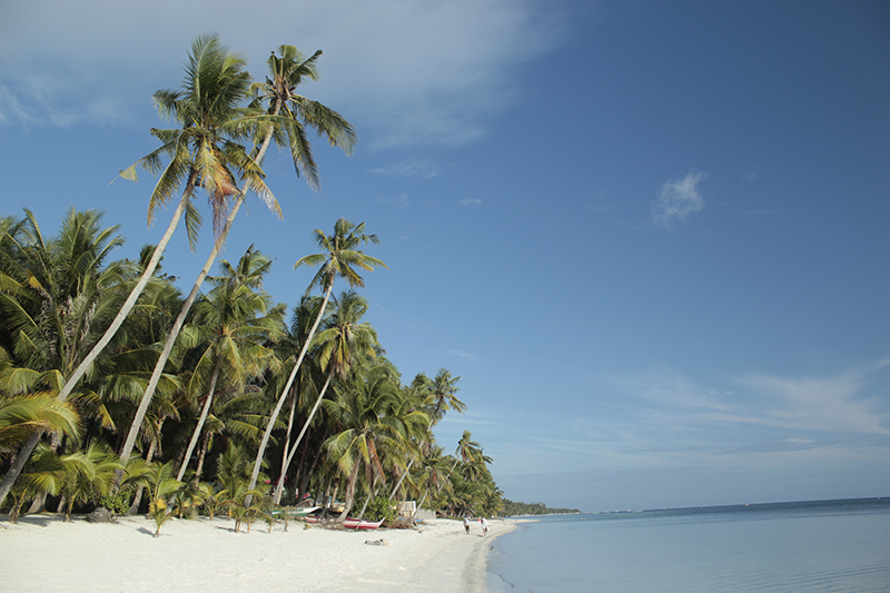 Os la presentamos Solangon Beach