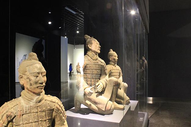 Exposición del museo