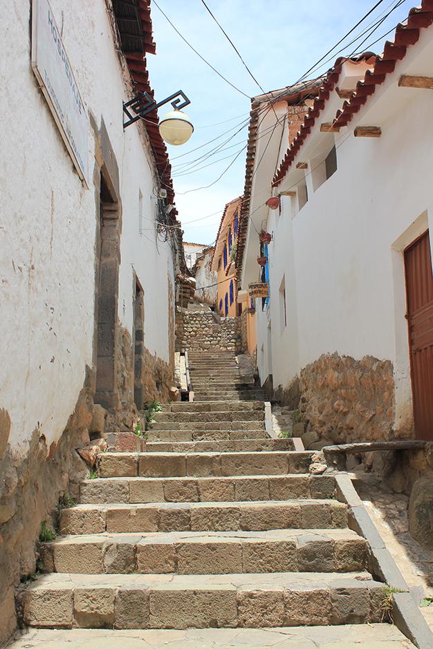Barrio bohemio de San Blas