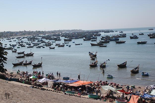 Puerto de Mui Ne
