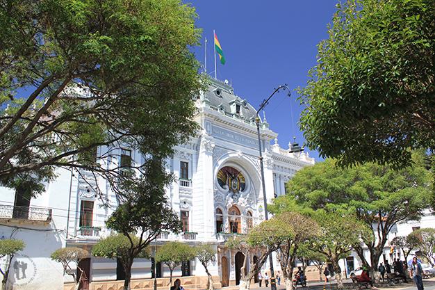 Palacio de la Prefectura de Chuquisaca