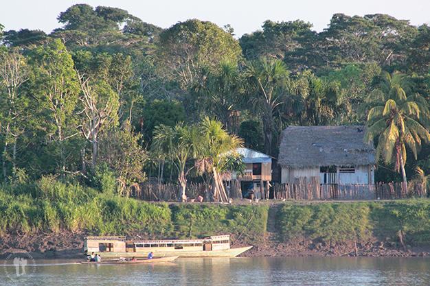 Aldeas del río Marañón