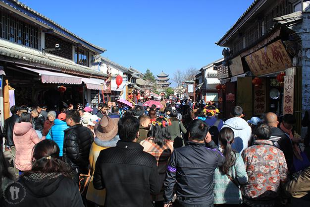Turismo masivo local