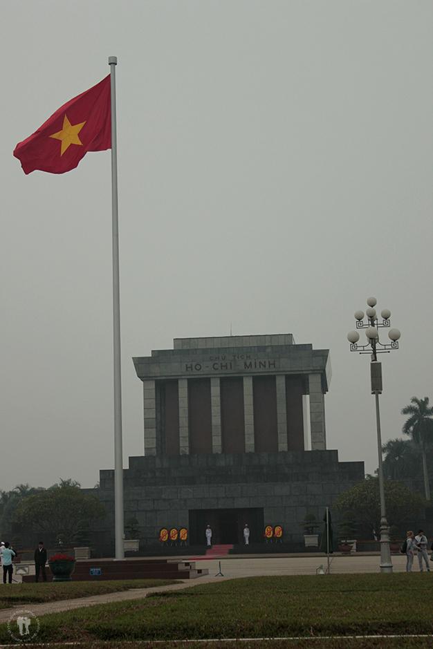 Complejo del Mausoleo de Ho Chi Minh