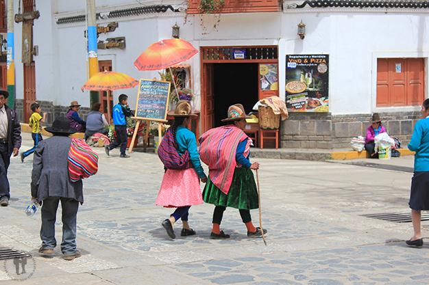 Chavín de Huantar y sus habitantes