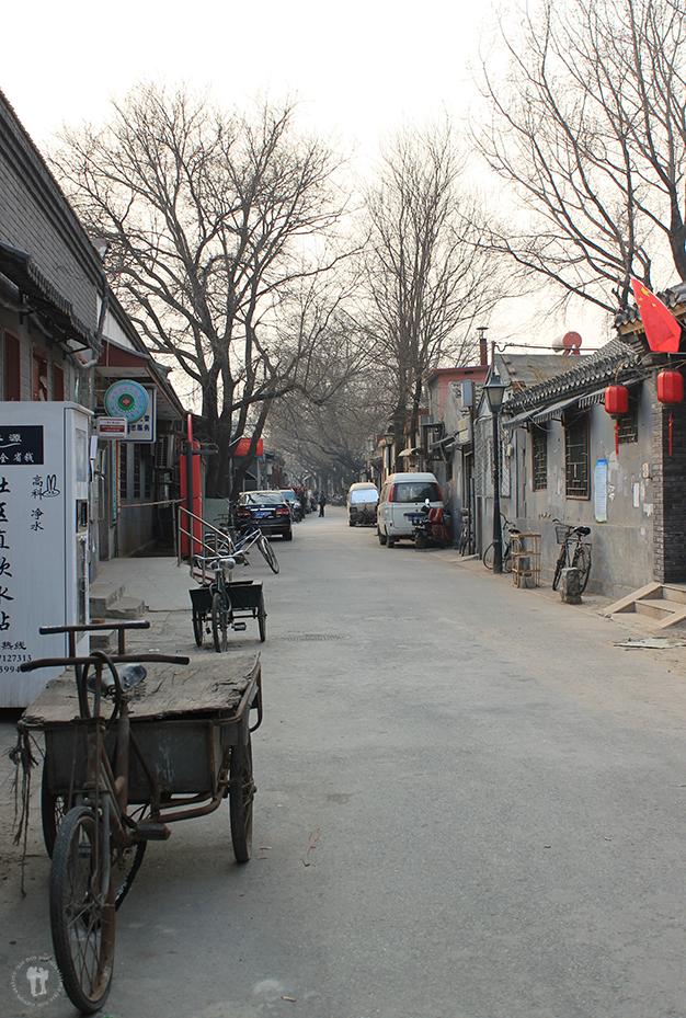 Hutongs de Beijing