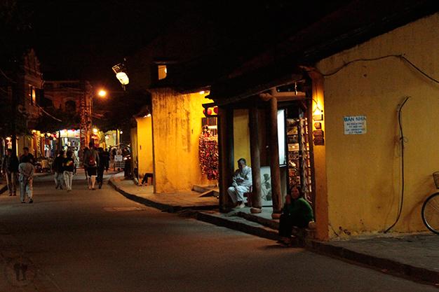 Cerca del mercado de Hoi An