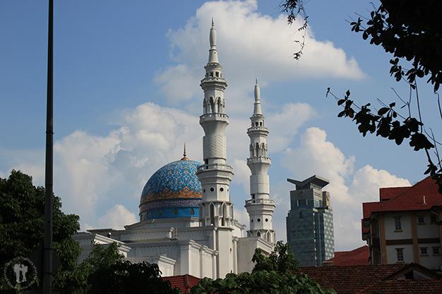 Mezquita en KL