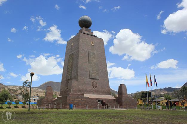 Monumento a la Mitad del Mundo