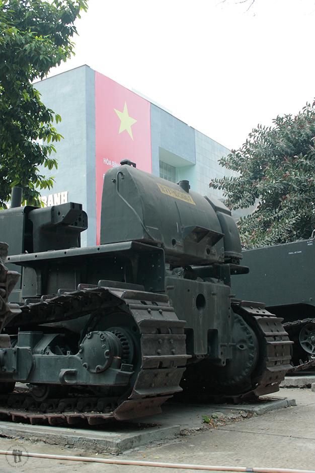 Museo de la Guerra de Vietnam