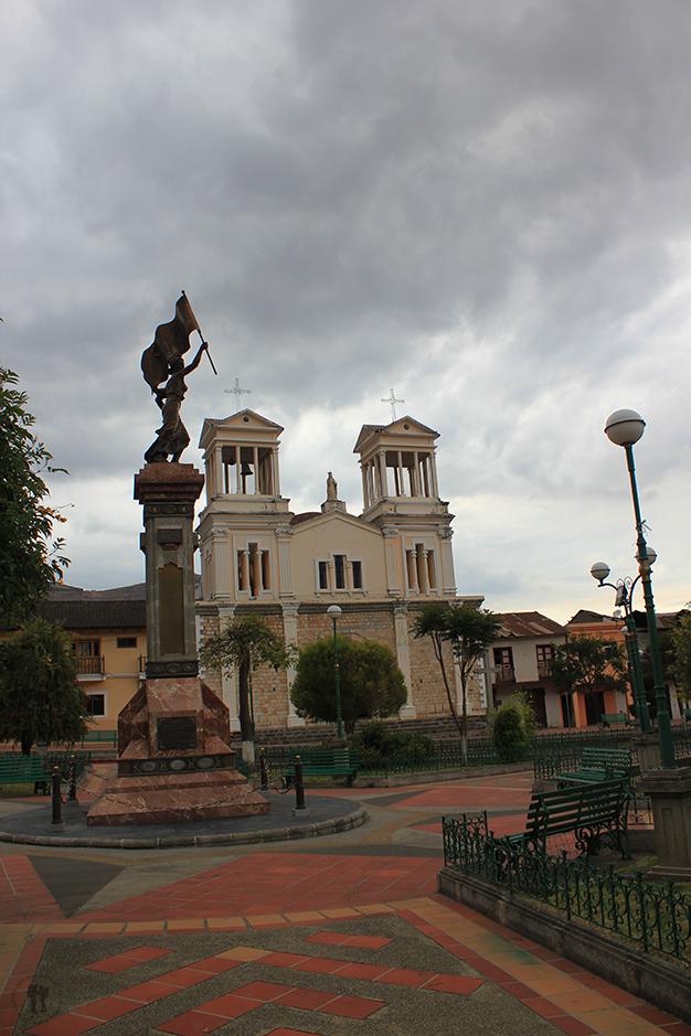 Plaza de Alausí